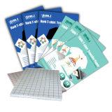 100sheets /Pack A4 Легк-на светлой бумаге Inkjet передачи тепла для тенниски 100% хлопка света для Epson/канона