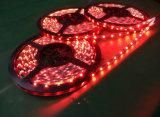 Tira flexible SMD5050 RGB, 60 LED de DC12V 24V LED por el contador