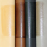 Ехпортированная кожа PU качества относящая к окружающей среде содружественная синтетическая для Shoemaking