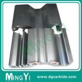 Plaque en acier carbonisée par coutume avec l'outil de carbure