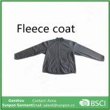 Серый цвет красит теплую куртку ватки