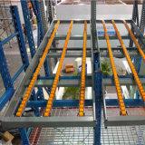 Tormento largo del cartón del palmo para la solución del almacenaje del almacén