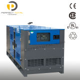 groupe électrogène diesel silencieux de 125kVA Isuzu