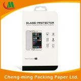 Personalizado caja de cartón de embalaje caja de regalo con ventana de PVC