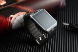 Samsungの安い価格のスマートなブレスレットのためのDz09スポーツのBluetoothのスマートな腕時計