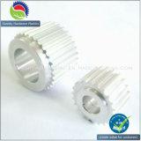 알루미늄 합금은 정지한다 주물 기계적인 비스듬한 기어/바퀴 기어 (2588)를