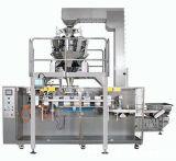 주머니 충전물과 밀봉 Self-Sealing 수평한 충전물 기계