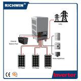 инвертор включено-выключено решетки 9000va~12000va гибридный солнечный
