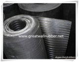Лист изоляции хорошего качества фабрики Ribbed резиновый с аттестацией Gw5002 EU