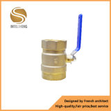 Шариковый клапан Dn4-Dn50 глобуса латунный