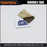 Collant de l'IDENTIFICATION RF NFC d'Anti-Métal de Ntag 213