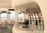 Kommerzieller moderner Kaffee-Kassierer-Schreibtisch-Entwurf