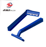 Wegwerfrasiermesser-Hersteller, Plastikrasierrasiermesser, einzelnes Schaufel-Rasur-Rasiermesser für Mann