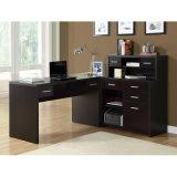 Bureau en bois d'ordinateur de gestionnaire de meubles de bureau d'école de cpc Laminat (HX-SN3128)