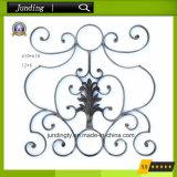 錬鉄の柵および鉄のゲートのための装飾用の錬鉄スクロール