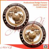 会社の昇進のためのカスタム記念品の金属の硬貨