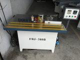 Machine manuelle de bordure foncée de travail du bois de PVC