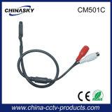 도난 방지 시스템 (CM501C)를 위한 고충실도 숨겨지은 오디오 감시 마이크