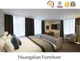 Het houten Meubilair van de Slaapkamer van het Hotel van de Villa plaatst Modern Ontwerp (HD863)