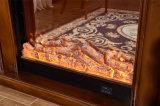 Antike Flamme-Heizungs-elektrischer Kamin der Hotel-Möbel-LED (331B)
