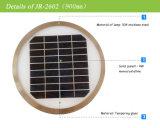 Eclairage de haute qualité Ce Decking Lighting avec LED solaire; Lumières solaires extérieures au mur; Éclairage encastré solaire de pont