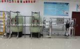 세륨 ISO 승인되는 산업 6000LPH 역삼투 물 여과 시스템