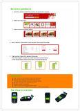 Impresora de la posición para el asunto móvil de la salida del alimento del APP