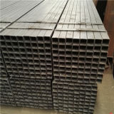 Q235 ASTM A500 gr. B nessun tubo unito nessuna sezione della cavità del quadrato nero della barra d'acciaio con l'estremità pulita