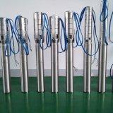 Solar-DC/AC Pumpe des 3HP Pmsm schwanzloser Motor
