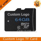 Logotipo personalizado C10 Micro SD TF tarjeta de memoria 4-128GB