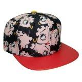 Hysteresen-Baseballmütze-flache Maske Sports Hiphop-Art-Schutzkappe und Hut