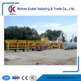 Impianto di miscelazione dell'asfalto mobile (SLB10) che funziona nel progetto della corsia veloce