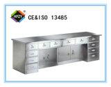(C-53) Edelstahl-Funktions-Tisch