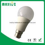 Luz de bulbo Home do diodo emissor de luz de Plastic+Aluminum E27 9W com 85-265V