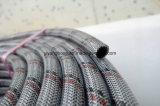 Manguito de alta presión del aerosol, tipo de Wearn, de tres capas