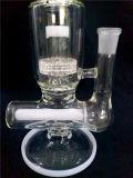 o vidro a-87 conduz o cachimbo de água das tubulações de fumo da água