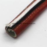 Revestimento de Silicone revestido de silicone com mangueira de Fires Gel com Gancho e Loop