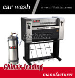 Nettoyeur automatique de couvre-tapis de véhicule avec le lavage de mousse