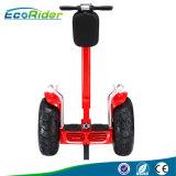 Scooter électrique d'homologation de la CE de la qualité 72V 8.8ah 4000W Ecorider