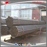 ASTM A53 GR. Tubo de acero de carbón de B Sch40 ERW