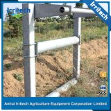 Sistema de irrigación de centro a estrenar del pivote