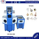 Saldatore dei monili del laser della saldatrice del laser dei monili per il braccialetto dell'anello