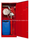 Armário de combate a incêndio de metal / Gabinete de proteção contra incêndio de aço