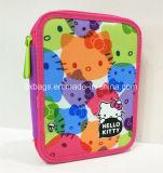 Bonjour sac de trousse d'écolier d'école de Kitty