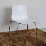(SP-UC467) Sala de jantar moderna cadeira plástica usada de Arper Catifa do assento