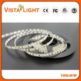 さまざまな店のためのIP20 9.6W/M SMD 3825 LEDライトストリップ