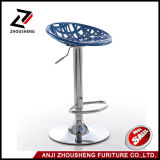 새 둥지 날가로운 것 시트를 가진 파란 새로운 디자인 바 의자