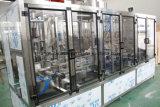 自動5Lバレル純粋な水充填機洗浄の満ちるキャッピングライン
