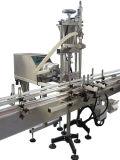 Polvo automático que pesa la máquina de etiquetado de relleno de la maquinaria del embalaje de lacre