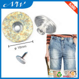Подгонянное различное кнопок хвостовика для джинсыов